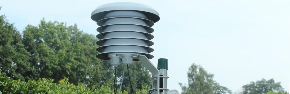 Wetter- und Klimastation Bocholt